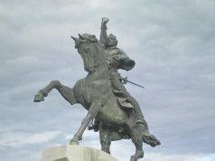 Monumentul lui Al Suvorov din Tiraspol