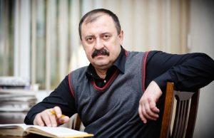 Scriitorul Mircea V. Ciobanu