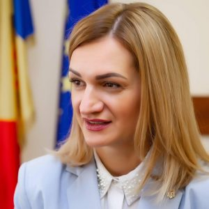 Doina Gherman, deputată în Parlamentul Republicii Moldova, președinta Comisiei drepturile omului și relații interetnice, Sursa foto: Facebook.com