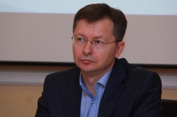 Veaceslav Negruța, expert Transparency International Moldova