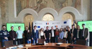 19 aprilie 2019, voluntarii Asociației Studenților și Elevilor Basarabeni la o întrevedere cu Primarul Sectorului 1 al Municipiului București, domnul Dan Tudorache