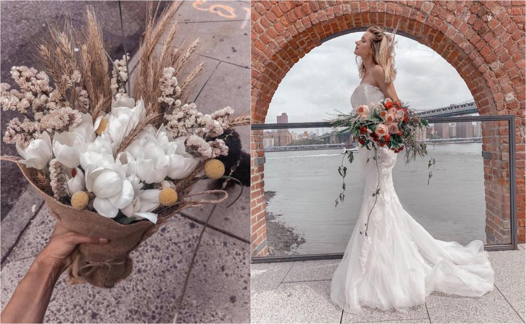 Designerul floral, Lorena Eni/FOTO: arhiva personală