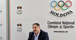 Iacob Buhnă, sursa foto: olympic.md