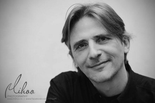Oleg Garaz, sursa fotografiei: clujulcultural.ro