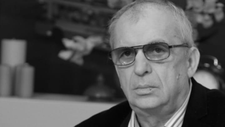 Petru Bogatu 12.07.1951 – 22.03.2020