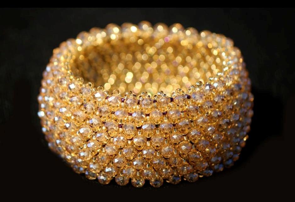 FOTO: arhiva personală/bijuterii create de Ana Abrasoglu