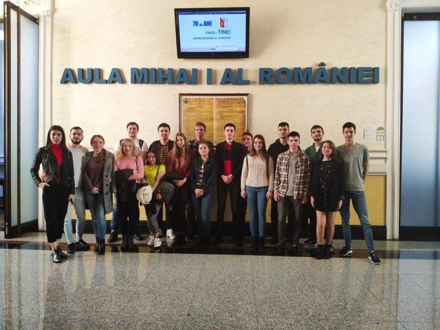 """""""Asociația Studenților Basarabeni din Craiova"""" Sursa foto: Facebook, grupul """"Asociația Studenților Basarabeni din Craiova"""""""