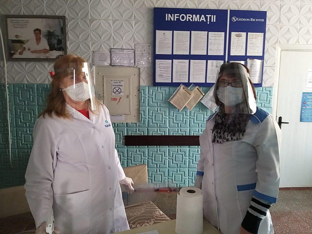 FOTO: Centrul de Sănătate din satul Floreni