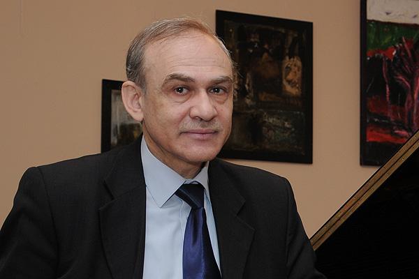Compozitorul Ghenadie Ciobanu, Chișinău