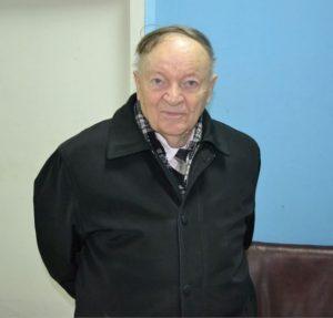 Aurel Marinciuc - 10.08.1932 – 13.01.2020