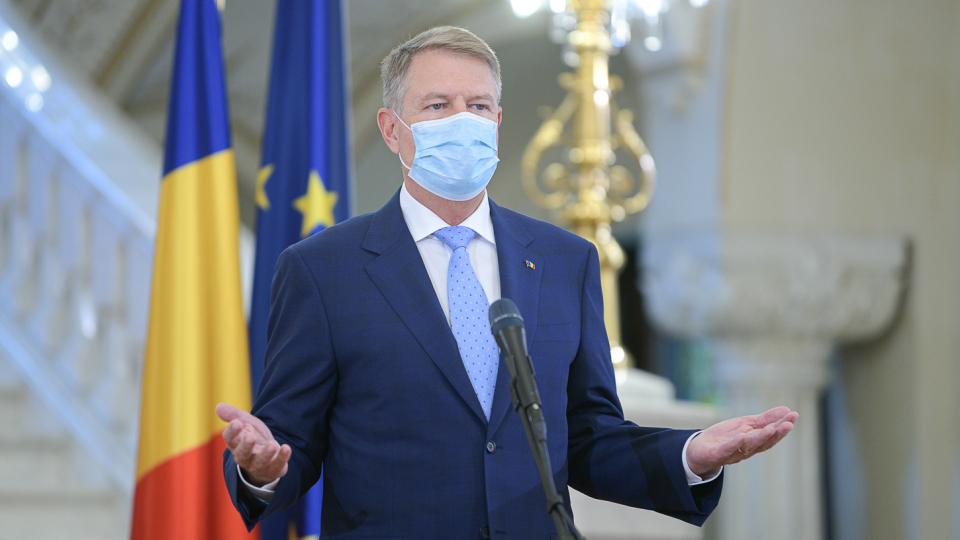 Klaus Iohannis, sursa foto: presidency.ro