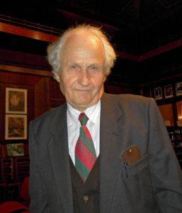 Ion Moraru, 09.03.1929 – 09.10. 2019