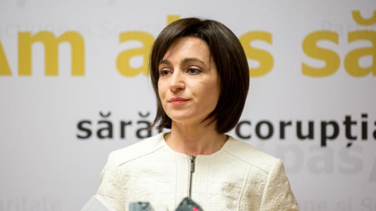 Maia Sandu, sursa foto: moldova.org