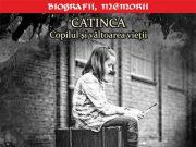 """Afișul spectacolului """"Catinca"""", producție a Teatrului Național Radiofonic din București"""