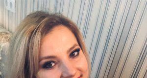 Tatiana Bujor, în vârstă de 32 de ani, a reușit, împreună cu ceilalți membri ai familiei sale, să se trateze de COVID-19, Sursă: Facebook.com