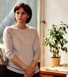Lucia Țurcanu ține pe facebook rubrica Stare de urgență