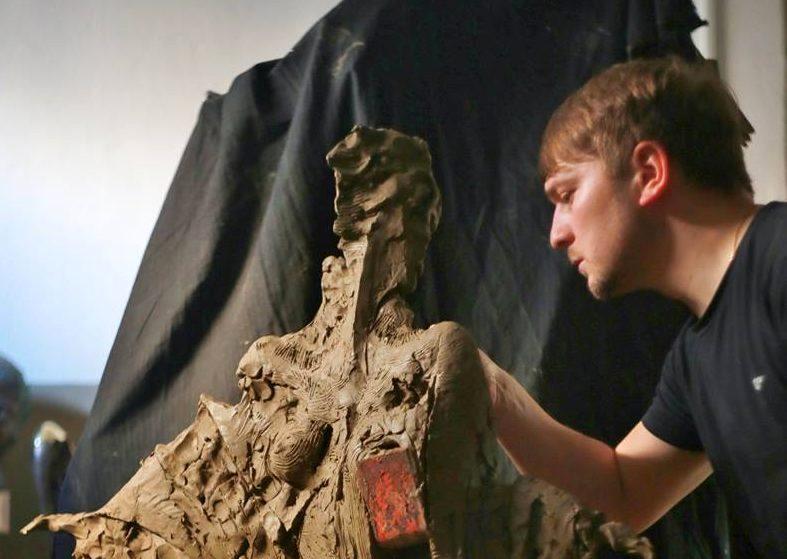 Pavel Obreja, sculptor