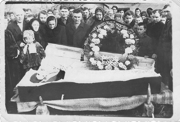 1959, Chirileni. Elena Maho, soția fostului primar, a murit la trei ani de la întoarcerea din Siberia