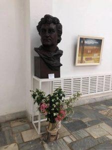 Flori pentru maestrul Igor Vieru