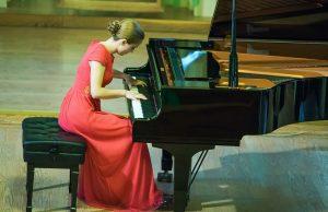 Un recital susținut de Lidia Ciubuc