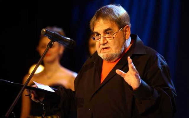 Poetul Șerban Foarță Timișoara