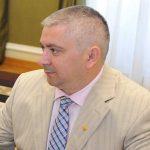 """Prorectorul UTM, Dinu Țurcanu: """"Pentru a stimula studenții să meargă la vot, am decis să facem câteva instruiri online despre importanța votului"""". Sursa foto: Utm.md"""
