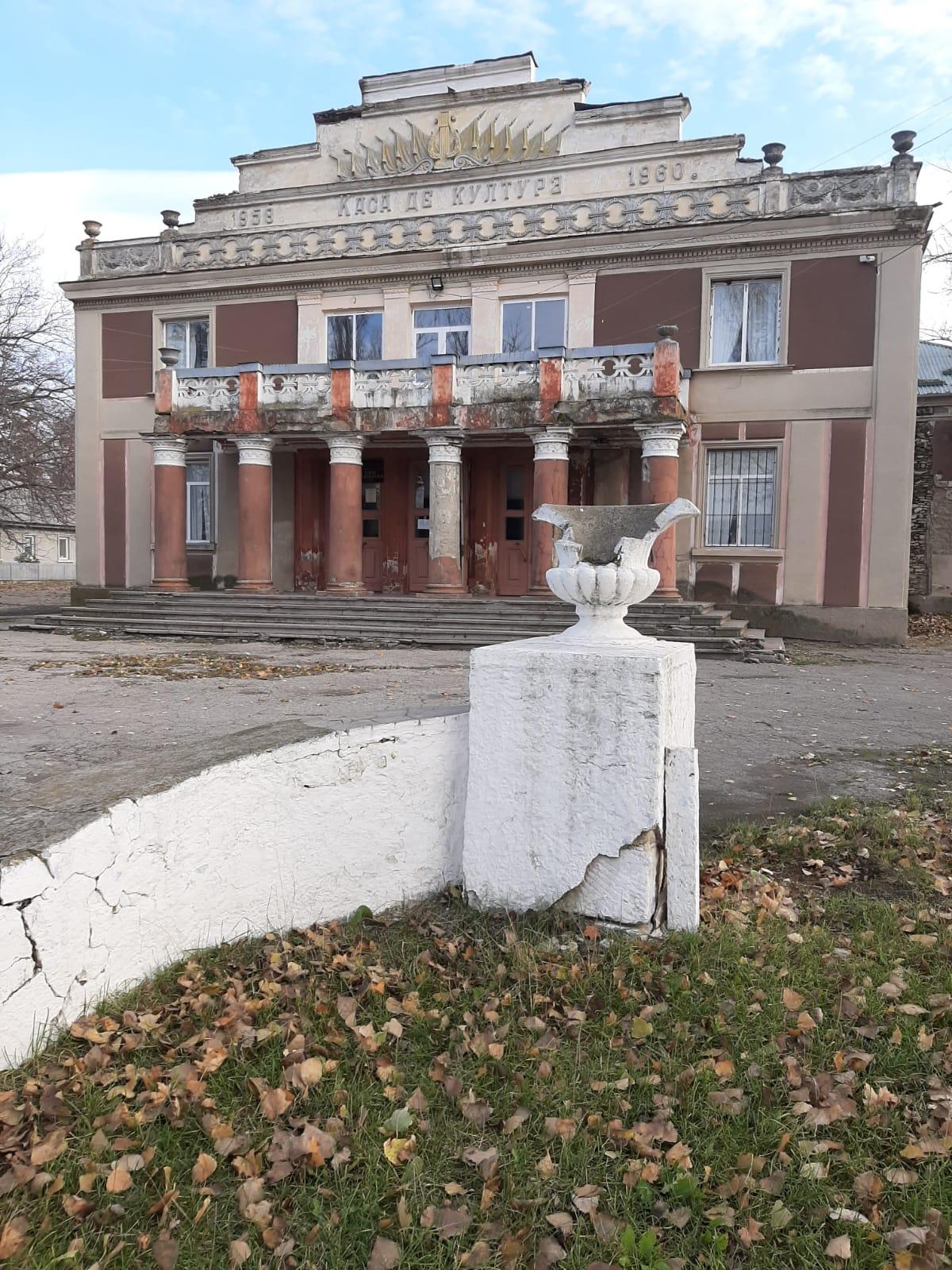 """""""Gaura neagră"""" din cariera de la Căzănești"""