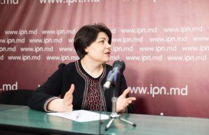 Premierul desemnat, Natalia Gavriliță