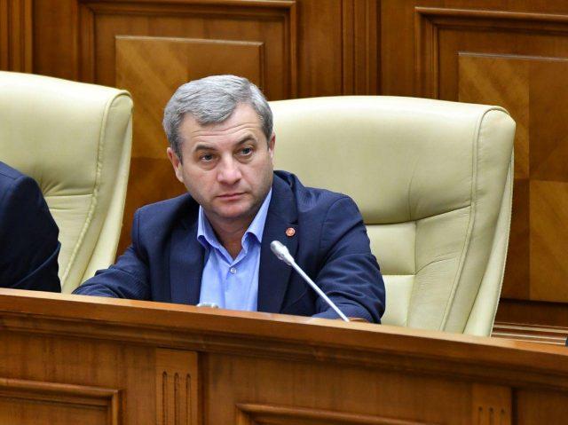 Corneliu Furculiță, liderul fracțiunii PSRM din Parlament