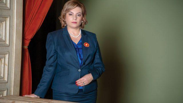 Mariana Durleșteanu, candidatul PSRM la funcția de prim-ministru
