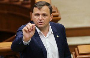 Liderul Platformei DA, Andrei Năstase