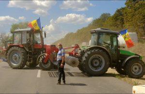 Protestele agricultorilor din R.Moldova