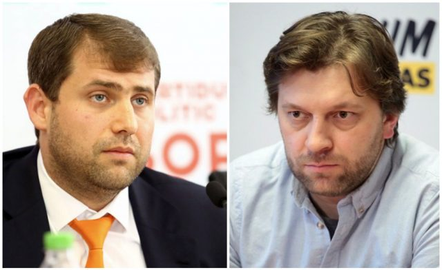 Dumitru Alaiba vs Ilan Șor