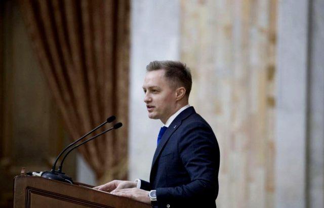 Adrian Dupu, secretar de stat la Departamentul pentru Relații cu R.Moldova din Guvernul României
