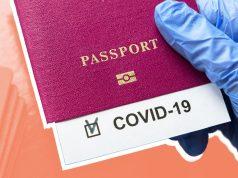pașaport de imunizare