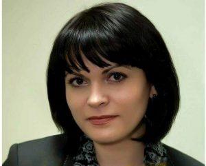 Natalia Bernaz, învățătoare la clasele primare în Instituția Privată Liceul Da Vinci din Chișinău